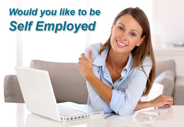 Would You Prefer to Be Self Employed? Home Biz Opportunity