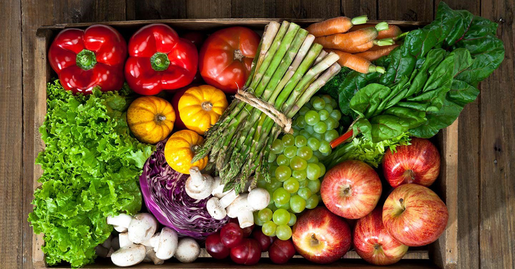 The Health Benefits of Antioxidants from fresh fruit and vegetables are truly amazing
