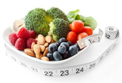 Adequate dietary fiber can help with weight loss