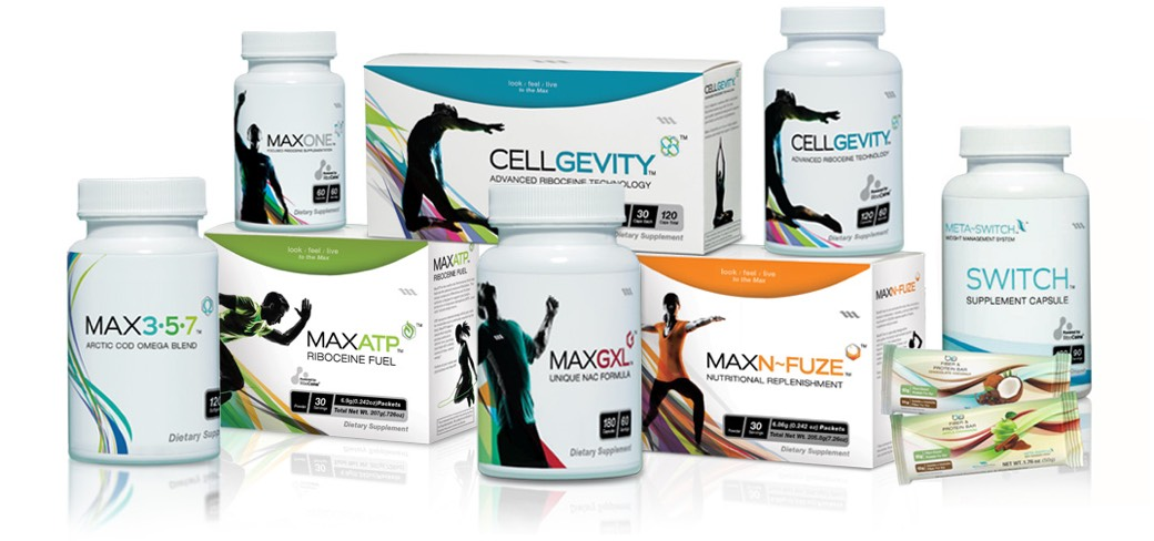 Max International Products Boost Glutathione Levels