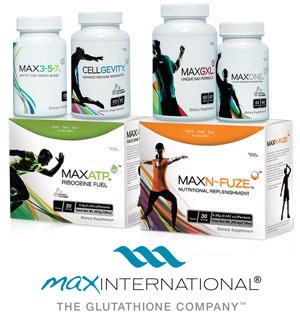 BUY Max Nutritionals such as Cellgevity MaxATP MaxN-Fuze MaxGXL and MaxOne all powerful nutritional supplements