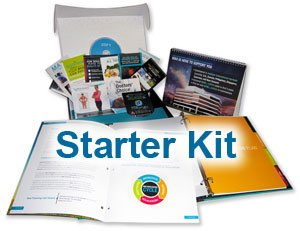 The Max International Starter Kit is included as part of the $49 joining fee