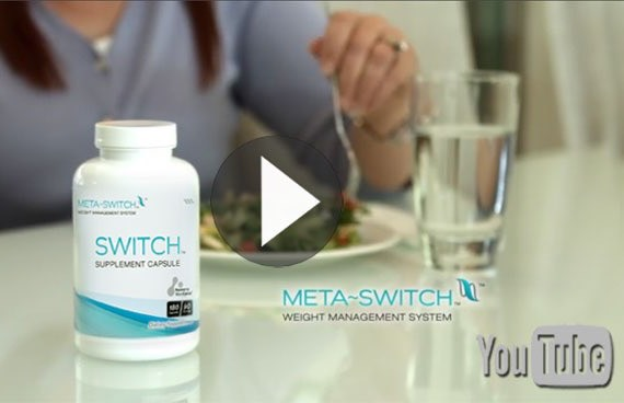 YouTube Video Meta Switch Weight Loss system from Max International powered by RiboCeine