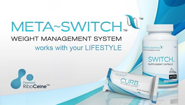 Meta-Switch weight management system using Glutathione to enhance your lifestyle