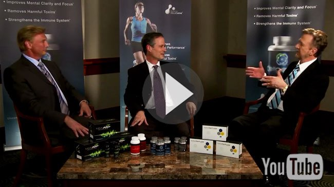 Youtube video hear what the doctors say about RiboCeine and natural glutathione production